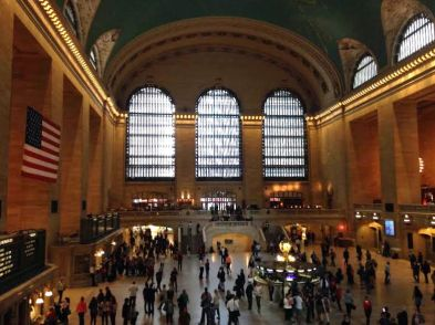 Grand Central Station NYC