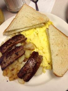New York City Cheap Breakfast and Diner