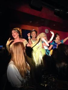 Distorted Diznee at Laurie Beechman Theatre, NYC