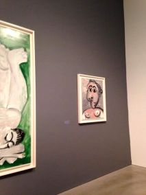 Picasso in New York City