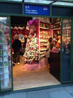 The Holiday Shops at Winter Village, NYC