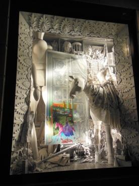 NYC Bergdorf Goodman Holiday Windows