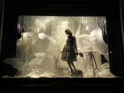 NYC Bergdorf Goodman Holiday Windows