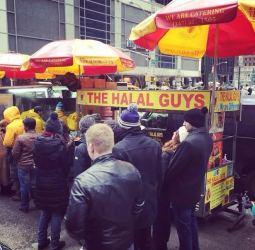 Halal Guys NYC