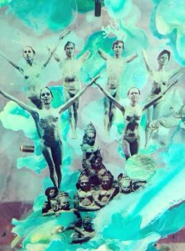 New York City Ballet, Dustin Yellin Glass Dancers