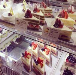 Paris Baguette Bakery, NYC